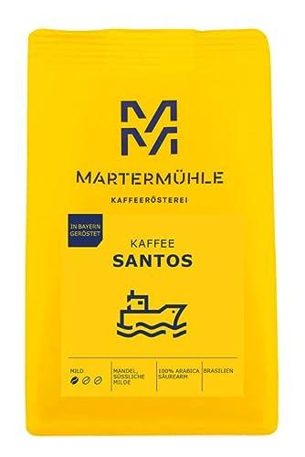 Kaffee Santos, Martermühle