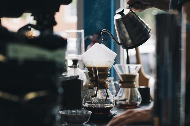 Wasserqualität und Kaffee