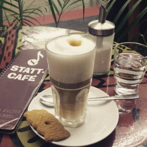 STATT-Café - Cafés in Kiel mit Kunst und Kultur