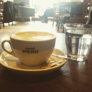 Caffè Nero in Schottland