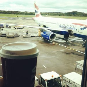 Costa Coffee am Airport
