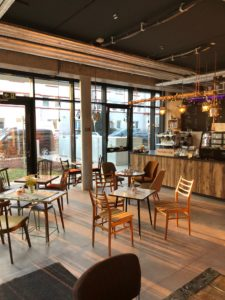 Café der KreativTankstelle in Erfurt