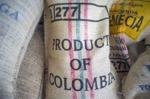 Kaffee aus Kolumbien